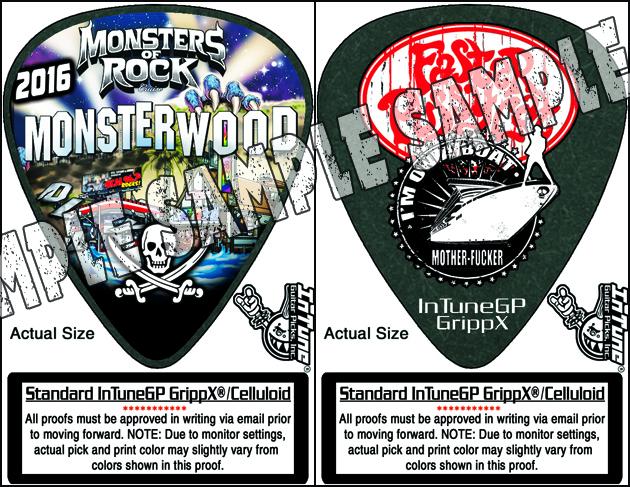 Monsterwood Sample